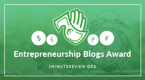 Entrepreneurship Blogs Award